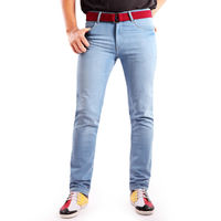 Live In Breezy Denim Jeans,  light blue, 30