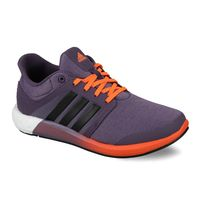 Adidas Running Solar boost Low Shoes,  purple, 4