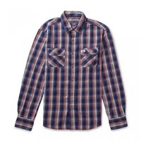 Flying Machine Double Flap Pocketed Mens Shirt, l