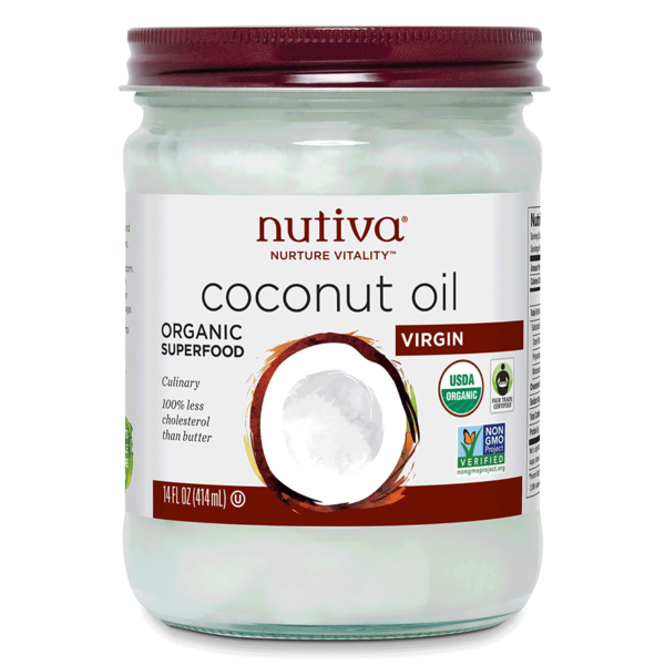 Nutiva® Coconut Oil- Virgin, 14 oz