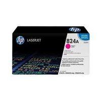 HP 824A Magenta LaserJet Image Drum, (CB387A)