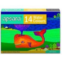 Apsara Water Colour Tube 14 Shades