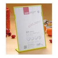 Uhoo Card Stand 6250 A4 - Neon