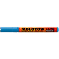 Molotow One4All Acrylic Marker Pen 2mm Shock Blue Middle