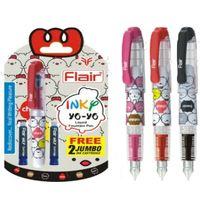 Flair Inky YoYo Liquid Fountain Pen