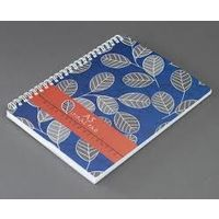 Nightingale Spiral Pad 'B' A6 Size Ruled 160 Pages