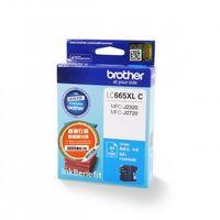 Brother LC665XLC Cyan Ink Cartridge