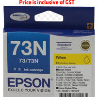 Epson 73N Ink Cartridge (Yellow)