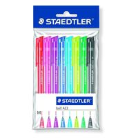 Staedtler Ballpoint Pen (Pack of 8 Colours) 423 35 PB8