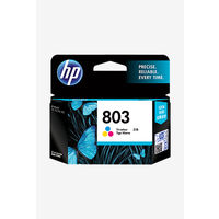 HP 803 Tri-color Ink Cartridge (F6V20AA)