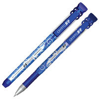 Classmate Cryptozip Ball Pen, Blue, Pack of 10
