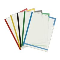 Benelux Stick File-Printed (A4, 10 Pcs) Item Code: 120
