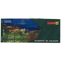 Camel Student Oil Colour Box ( 20 ml, 12 Shades)