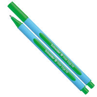 Schneider Slider EdgeXB Ball Point Pen (Green)