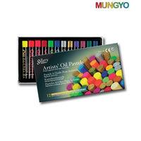 Mungyo Artist Oil Pastels 12 Shades