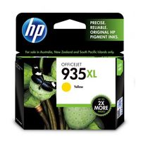 HP 935 XL Yellow Ink Catridge(C2P26AA)