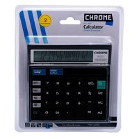 Chrome Calculator (9231B)
