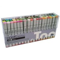 Copic Markers - 72 Colors Set C (C72C)