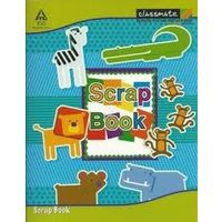 Classmate Scrap Book -Long Size, 32 Pages, Unruled, Pack of 16