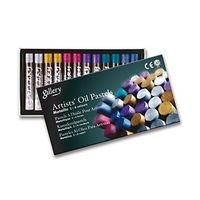 Mungyo Metallic Gallery Oli Pastels (2 X 6 Shades)
