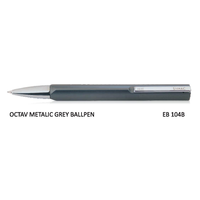 Signac Octav Ball Pen Metallic Grey Body (EB-104B)