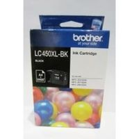 Brother LC450XLBK Black Ink Cartridge