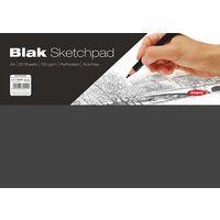Anupam Blak Sketchpad - A4, 50 Sheets, 130GSM