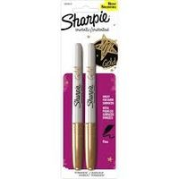 Sharpie Mettalic Marker Gold (Pack of 2) (SAN 1823813)