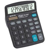 Flair FC 837 Electronic Desktop Calculator