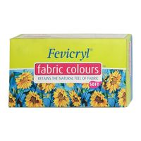 Fevicryl Fabric Colour 20ml Orange 217 (Pack of 15)