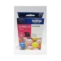 Brother LC450XLM Magenta Ink Cartridge