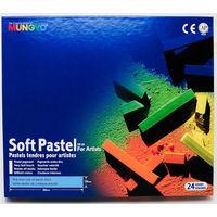 Mungyo Soft Pastels 24 Shades MP24