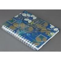 Nightingale Premium Lockable Spiral Notebook 'B' A6 Size Ruled 200 Pages