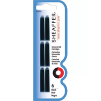 Sheaffer Ink Cartridge Small Black