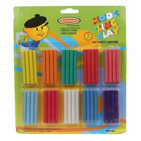 Bambalio BMC005 Modelling Clay - 10 Colors, Pack of 2