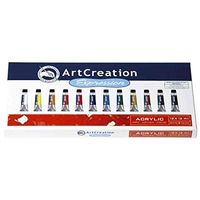 Royal Talens Art Creation Acrylic Colour Tube 12ml 12 Shades (9021724M)