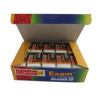 Camlin Erasers -Pack of 20