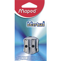 Maped Classic Metal 2 Hole Pencil Sharpener