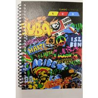 Anupam Campus 3 Subject Notebook 240 Pages