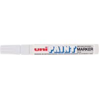 Uniball PX-20 Paint Marker (White)
