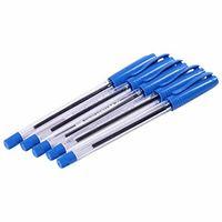 Faber Castell FX Ball Pens (Blue, 10 Pcs)