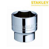 Stanley 28mm 1/2 inch Standard Socket 6 Point 1-88-750