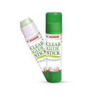 Kores Clear Glue Stick (15 gms)