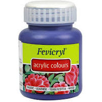 Fevicryl Acrylic Colour 100ML Prussian Blue (219)