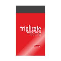 Anupam Triplicate Receipt Book (No. 00 Size)