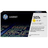 HP 507A Yellow LaserJet Toner Cartridge (CE402A)