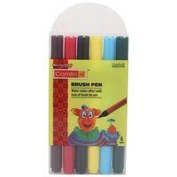 Camlin Brush Pens - 6 shades