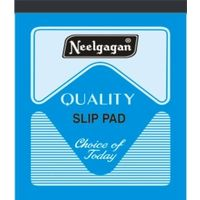 Neelgagan Slip Pad Thick Plain No. 44 (Pack of 5)
