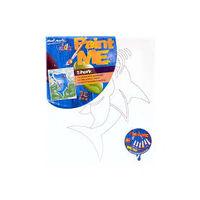 Mont Marte Kids Paint Me Set 9pce - Shark (MMKC2010)