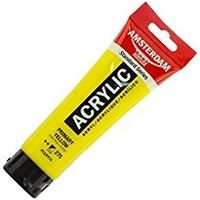 Amsterdam Acrylic Colour Tube Standard Series 120ml Primary Yellow (17092752)